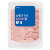 Iceland Wafer Thin Cooked Ham 160g