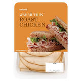 Iceland Wafer Thin Roast Chicken 160g