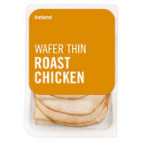 Iceland Wafer Thin Roast Chicken  160g