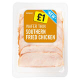 Iceland Wafer Thin Southern Fried Chicken 150g