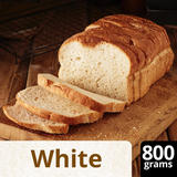 Iceland White Bloomer Bread 800g