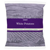 Iceland White Potatoes 2.5Kg
