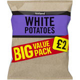 Iceland White Potatoes 3.5kg