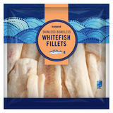 Iceland Whitefish Fillets 700g