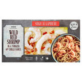 Iceland Wild Red Shrimp in a Tomato & Chilli Sauce 300g