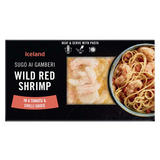 Iceland Wild Red Shrimp in a Tomato and Chilli Sauce 300g