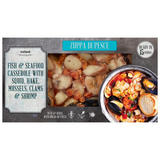 Iceland Zuppa Di Pesce Fish & Seafood Casserole with Squid, Hake, Mussels, Clams & Shrimp 500g