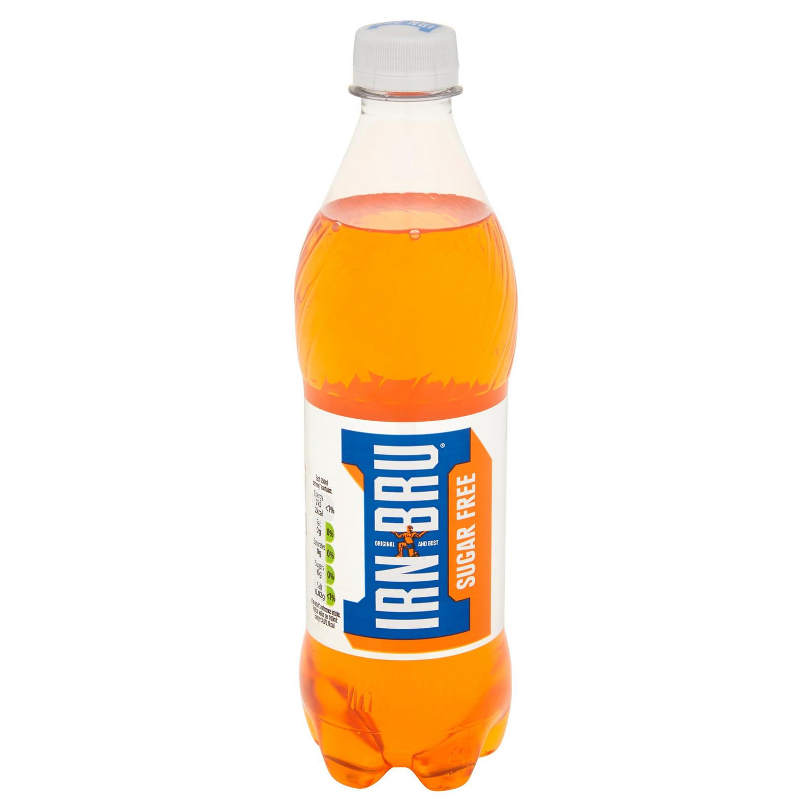 IRN-BRU 500ml Bottle   Bottled Drinks   Iceland Foods
