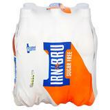 IRN-BRU Sugar Free 6 x 500ml Bottles
