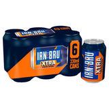 IRN-BRU Xtra 6 x 330ml Cans