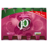 J2O Apple & Raspberry Fruit Blend 10 x 275ml