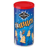 Jacob's Treeselets Cheese Snacks 280g