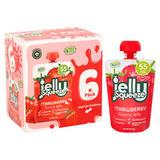 JellySqueeze Strawberry Flavour Jelly 6 x 95g