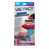 JML 2 Jumbo Vac Pack Storage Bags