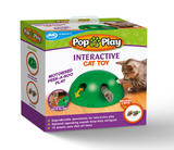 JML Pop n Play Interactive Cat Toy