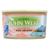 John West Wild Pacific Pink Salmon 213g
