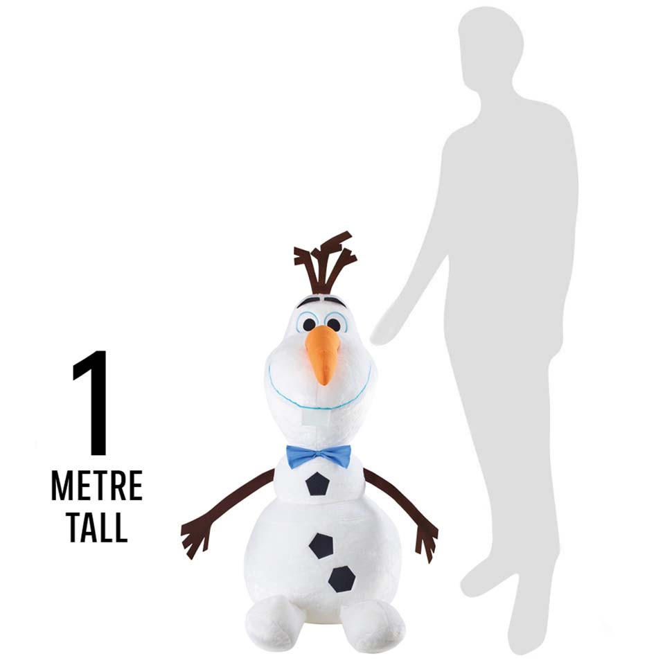 Jumbo Olaf Soft Toy