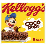 Kellogg's Coco Pops Cereal Bars 6 x 20g (120g)