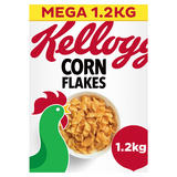 Kellogg's Corn Flakes Cereal 1.2kg