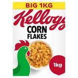 Kellogg's Corn Flakes Cereal 1kg