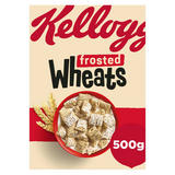 Kellogg's Frosted Wheats Cereal 500g