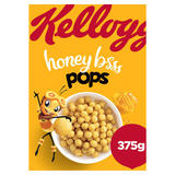 Kellogg's Honey Pops Cereal, 375g