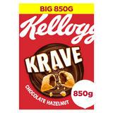 Kellogg's Krave Chocolate Hazelnut 850g