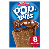 Kellogg's Pop Tarts Frosted Chocotastic Toaster Pastries 8 x 48g (384g)
