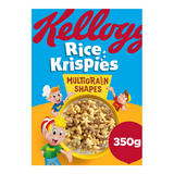 Kellogg's Rice Krispies Multi-Grain Shapes Cereal 350g