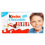 Kinder Chocolate 8 x 12.5g (100g)