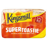 Kingsmill Super Toasty Extra Thick 750g