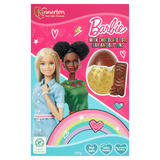 Kinnerton Barbie Milk Chocolate Egg, Bar and Buttons 127g