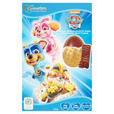 Kinnerton Paw Patrol Milk Chocolate Egg, Bar and Buttons 127g