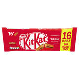 KITKAT 2 Finger Milk Chocolate Biscuit Bar 20.7g 16 Pack