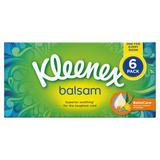 Kleenex® Balsam Tissues - 6 Pack