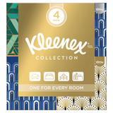 Kleenex® Collection Tissues Cube 4 Boxes