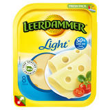 Leerdammer® Light Natural Cheese Slices 8 x 20g