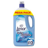 Lenor Fabric Conditioner With Spring Awakening 3.92L 112 Washes