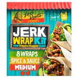 Levi Roots Jerk Wrap Kit 440g