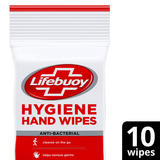 Lifebuoy Hand Hygiene Wipes 10 pieces
