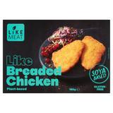 Like Meat Like Breaded Chicken Soya Based 180g