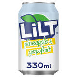 Lilt Pineapple & Grapefruit 330ml