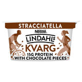 Lindahls Kvarg Stracciatella with Chocolate Pieces 150g