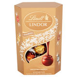 Lindt Lindor Assorted Chocolate Truffles Box 200g