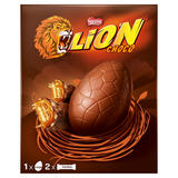 Lion Milk Chocolate Large Easter Egg 280g
