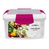 Locksy Lunchbox - Pink