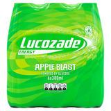 Lucozade Energy Apple Blast 6 x 380ml