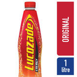 Lucozade Energy Original 1L