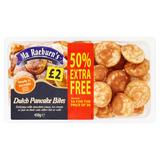 Ma Raeburn's 50% Extra Free 54 Pack Pancake Bites 450g