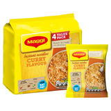 Maggi Instant Noodles Curry Flavour 4 x 59g